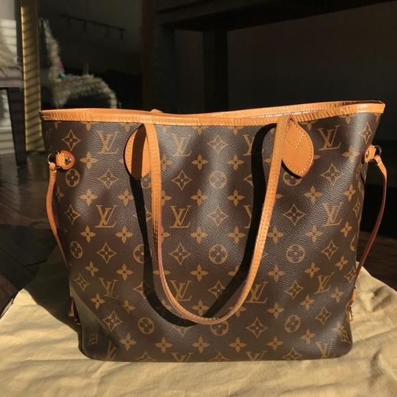 Louis Vuitton Handbags - Louis Vuitton Neverfull NM Mm Mono. R. BA cc6111481c